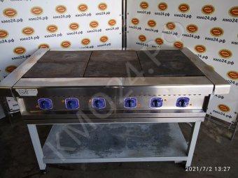 Плита электрическая Abat ЭП-6П (без духовки)
