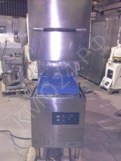 Машина посудомоечная Zanussi, купольного типа, с кассетой для стаканов